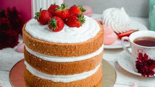 receitas de naked cake