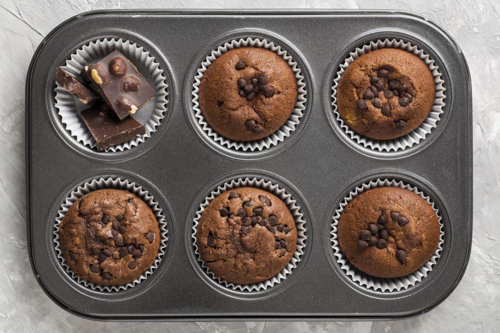 receitas de cupcakes