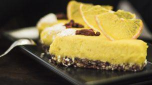 bolo de limão simples e delicioso
