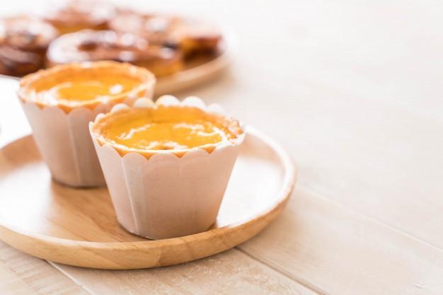 tortinha de maçã -  fonte Freepik